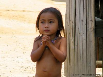 Young Laotian Girl