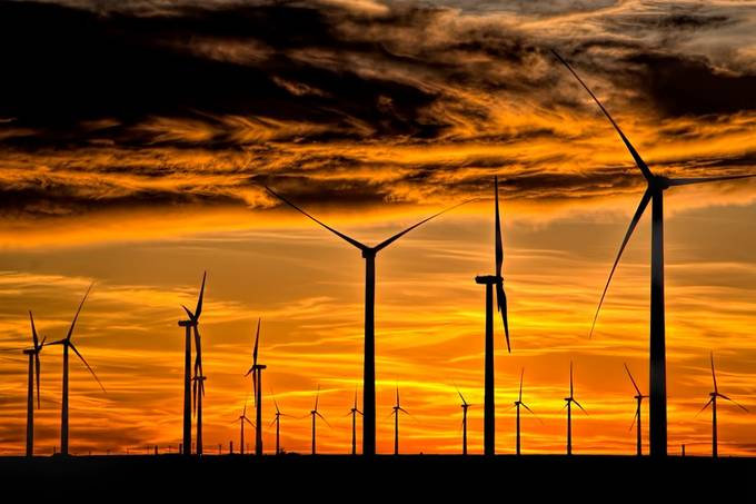 Any Way the Wind Blows by VHiggins - 200 Windmills Photo Contest