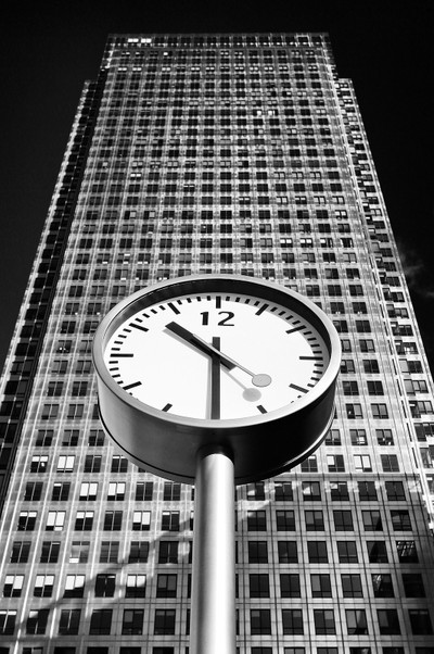 London - Time is always Ticking