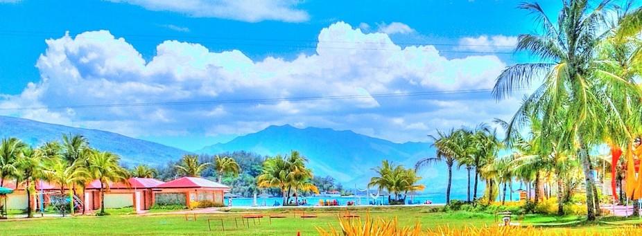 Whiterock Beach, Subic, Zambales, Philippines