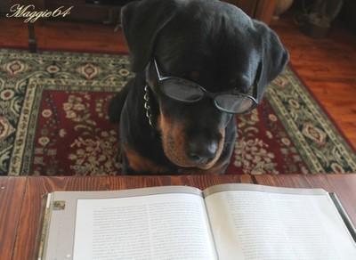 Carla read