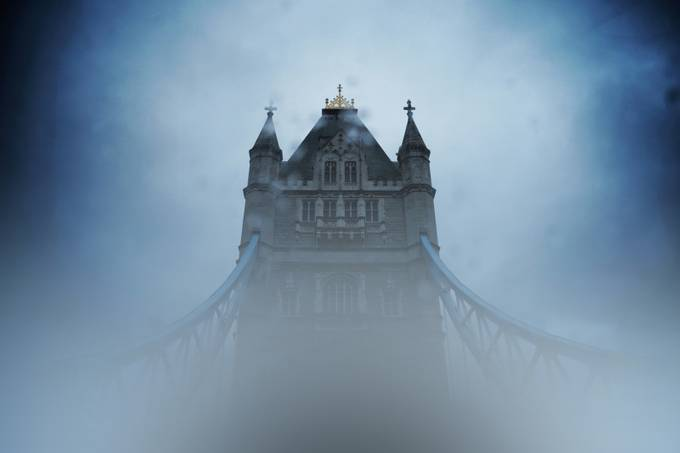 #TowerBridge by LenaicMercier - Spectacular Bridges Photo Contest