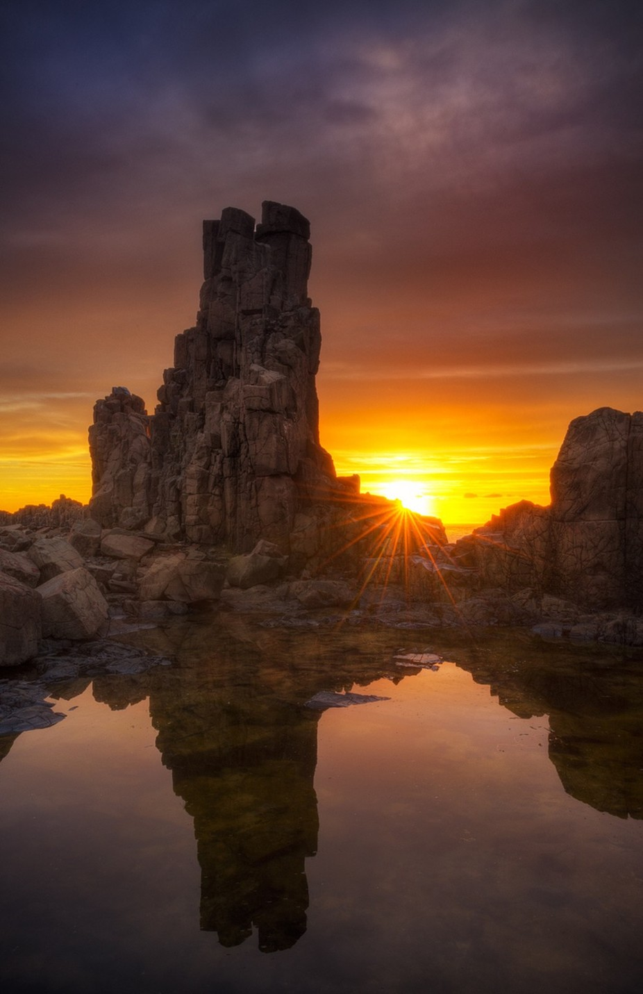 The Pillar by wolongshan - Sun Flares Photo Contest