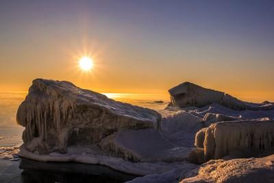 Giant Iceburgs
