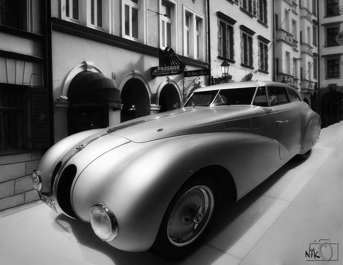 BMW 328 by nikosladic - Awesome Cars Photo Contest