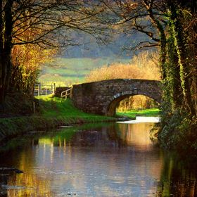 Monmouthshire and Brecon Canal, Wales