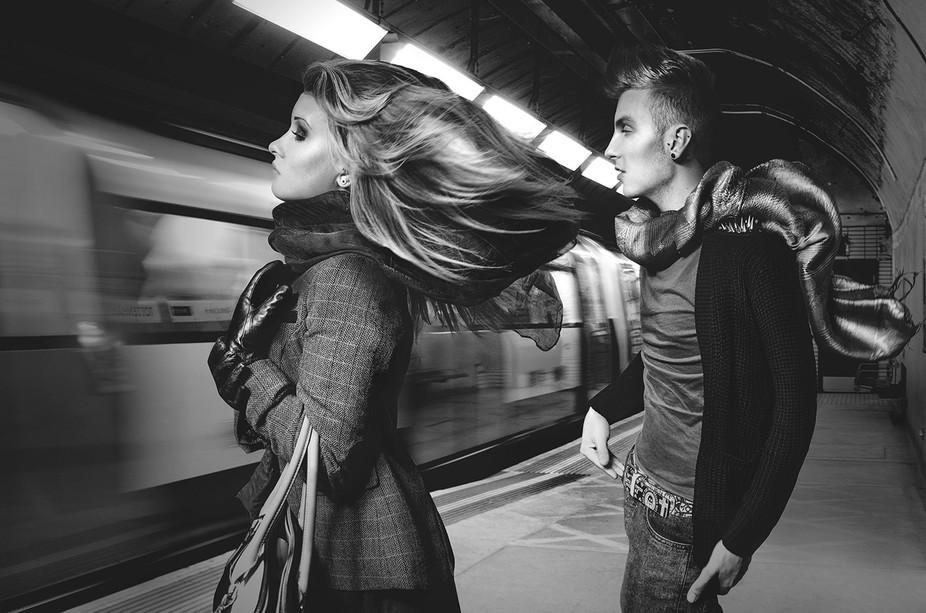 Kara Knowler-Davies | London Underground, UK