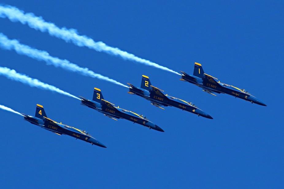 Blue Angels NAS Jacksonville Air show. Jacksonville,Fl 10/25/14