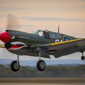 The Kittyhawk flew with a number of RAAF squadrons in WWII and proved critical in the desperate efforts to defend Darwin, Milne Bay and Port More...