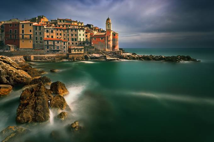 Tellaro... by kbrowko - Classical Architecture Photo Contest