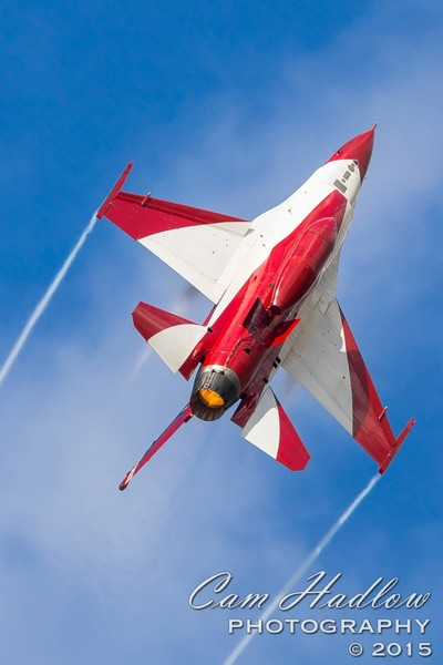 RSAF F-16 Fighting Falcons
