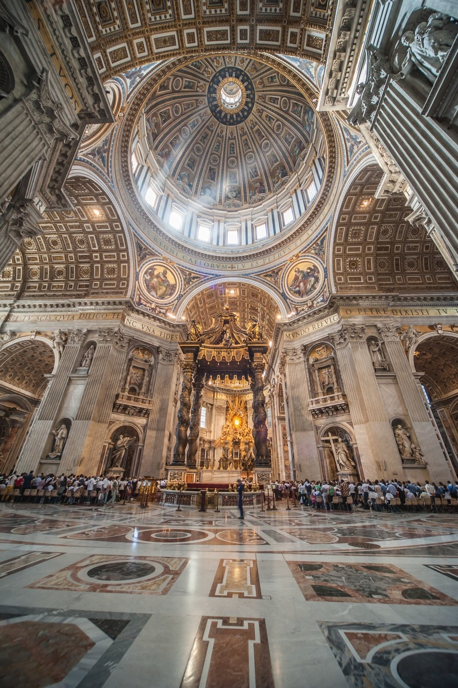 Radiant St. Peters by mcbrogan - High Ceilings Photo Contest