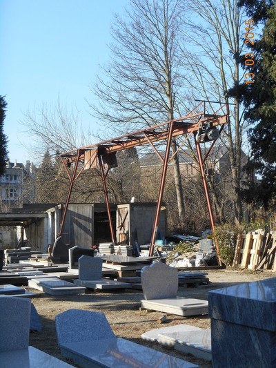 Carver Stone - Rolling Bridge (I)