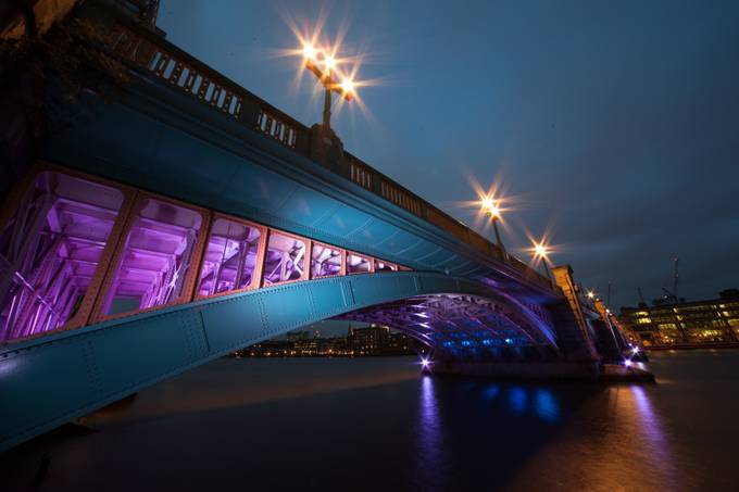 London Bridge by justinbetts - Under The Bridge Photo Contest