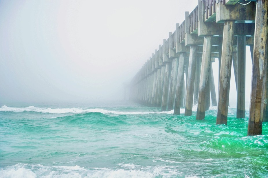 Pensacola Beach Fishing Pier III