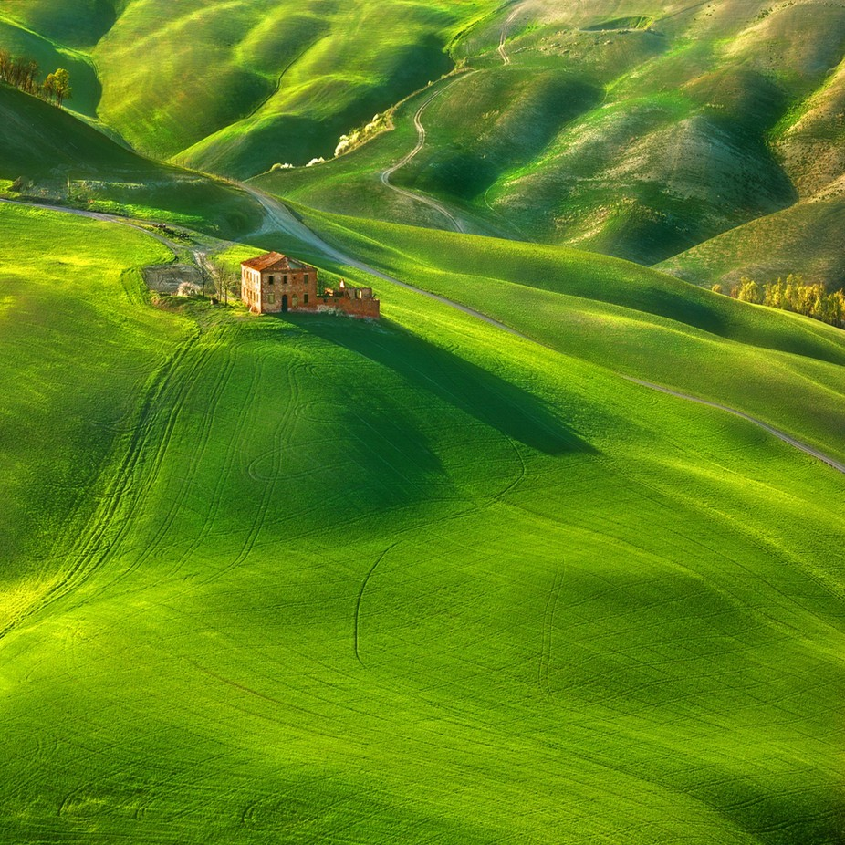 Farm... by kbrowko - Meadows Photo Contest