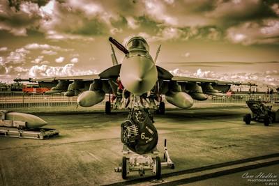 RAAF F-A-18F Super Hornet
