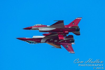 RSAF F-16 Fighting Falcons