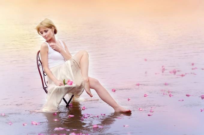 Lost Love by photosbydana - Fantasy In Color Photo Contest