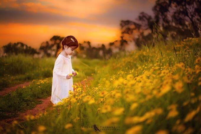 Eternal Spring by ElenaParaskeva - Children In Nature Photo Contest
