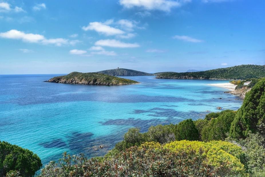 Tuerredda beach - Sardinia
