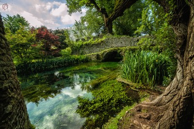 Ninfa garden - Sermoneta (Lt) Italy