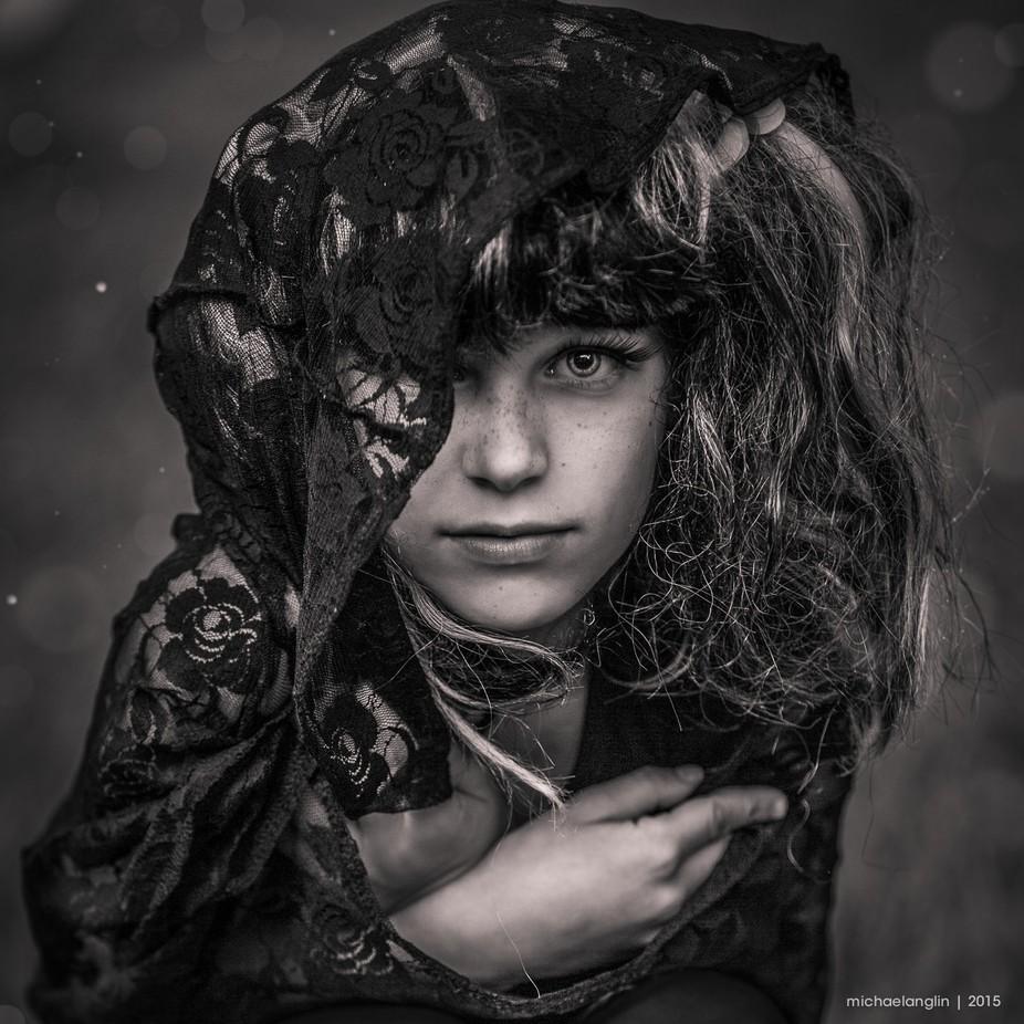 Katelyn by michaelanglin - Dark Portraits Photo Contest