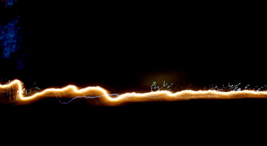 Speeding Lights
