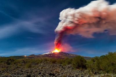 Etna 17 Novembre 2013