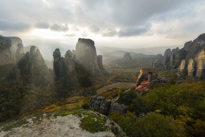 Meteora - and God said... let there be LIGHT