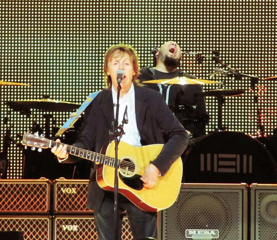 Amazing concert in Nashville, TN.