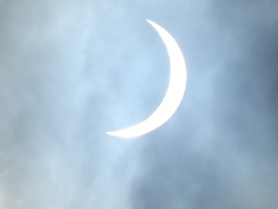 Eclipse  9.30 am , 20th March 2015.