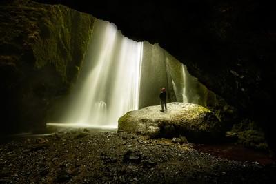 Gljufrabui, Iceland