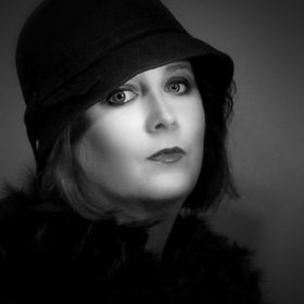 Taken for a photo project to make an old style photo.  I love the old Hollywood glamour look.