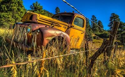 Pine River Rust