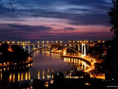Porto - Rio Douro - Ponte da Arrábida