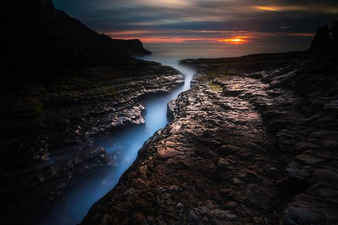 Davenport Crack by Rinkrat - Dark And Bright Photo Contest