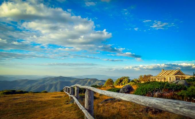 Craigs Hut (1 of 1) by michaelpitts - Rails and Fences Photo Contest