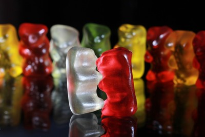 Gummy bears love