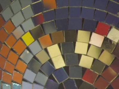 Mosaic Disco Ball