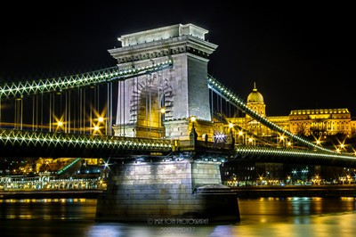 Lights of Budapest