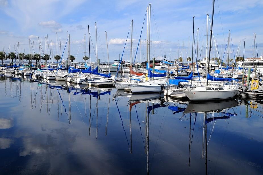 Lake Monroe - Sanford, Florida