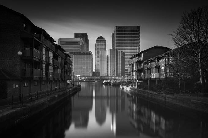 Standing Tall by ts446photo - Black And White Architecture Photo Contest