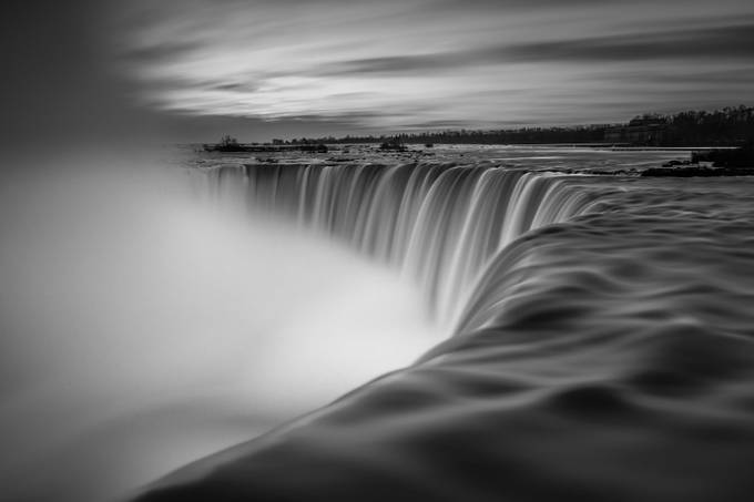 Silky Water by MarvinEvasco17 - Black And White Wow Factor Photo Contest