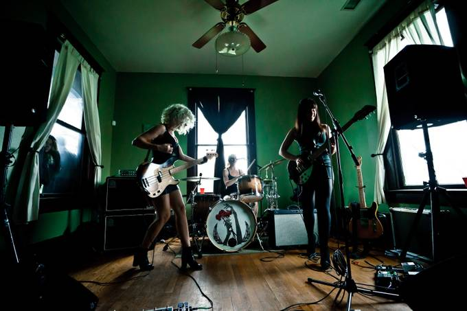Good English, SXSW House Show by easymac77 - Music And Concerts Photo Contest