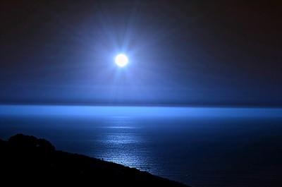 Sea Moonlight