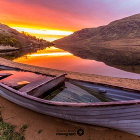 Lough NaFooey Sunrise