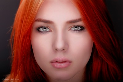 The Red Head Shot