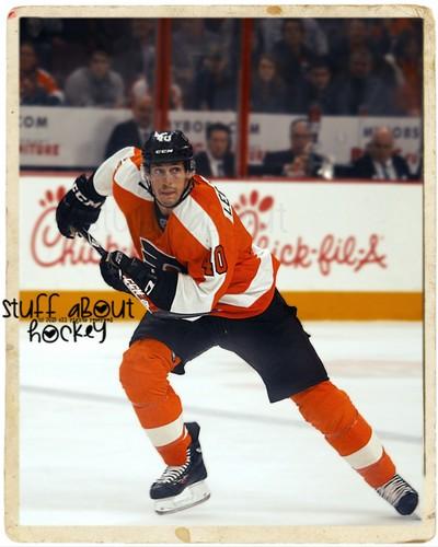 Stuff I Still Love About Hockey . . . Philadelphia Flyers Vincent Lecavalier