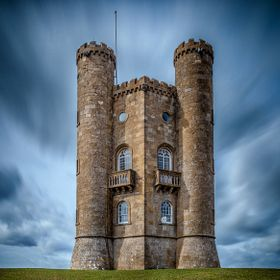 Taken at Broadway Tower with a Big Stopper LEE Filter